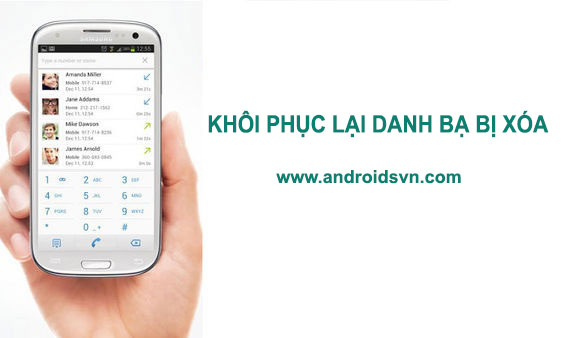 android-contact-addressbook