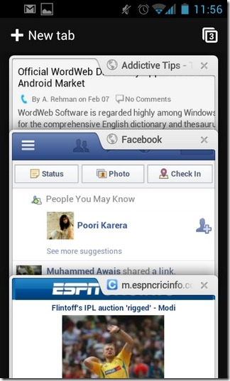 Open in new tab android