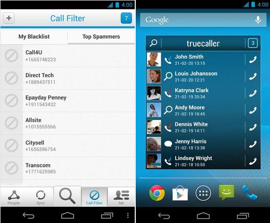 Truecaller - Caller ID Block