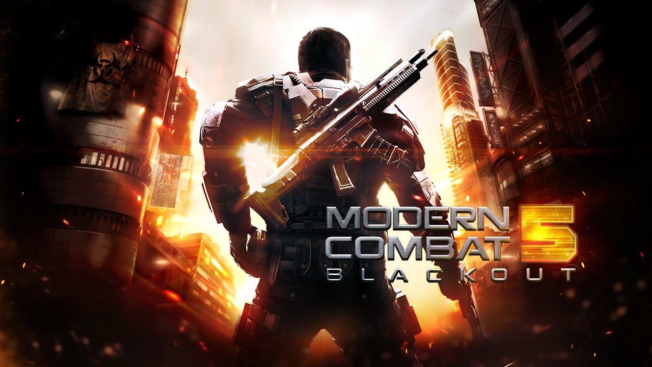 Game Modern Combat 5 Blackout trên Android miễn phí