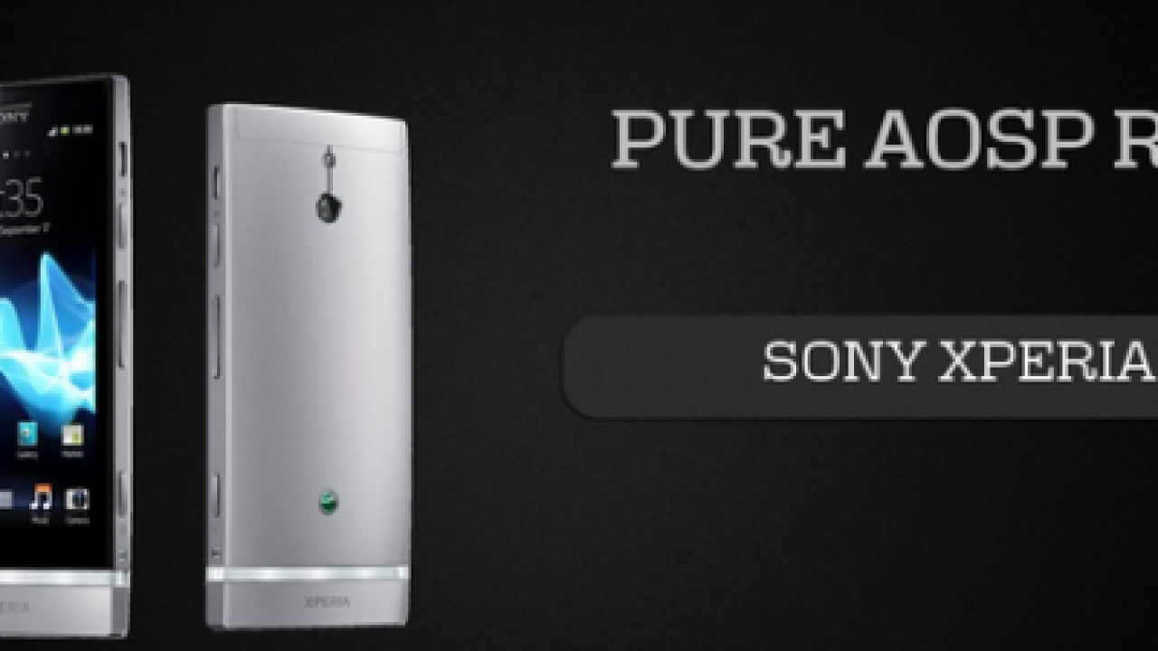 Cài đặt ROM Pure AOSP Android 4 4 2 KitKat cho Xperia S