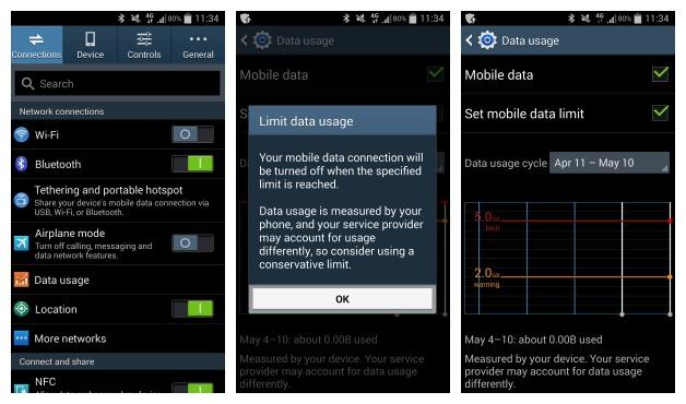 Galaxy-S4-Set-Data-Limit