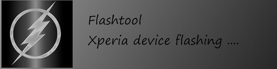 Sony-Flash-Tool