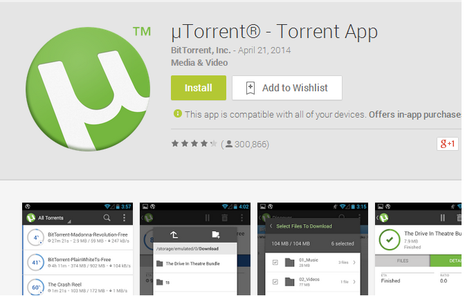 Torrent-App-Android