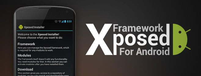 Xposed-Framework-android