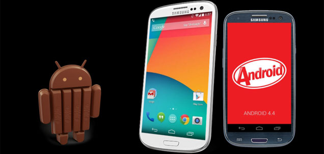 android 4.4.2 cho galaxy s3