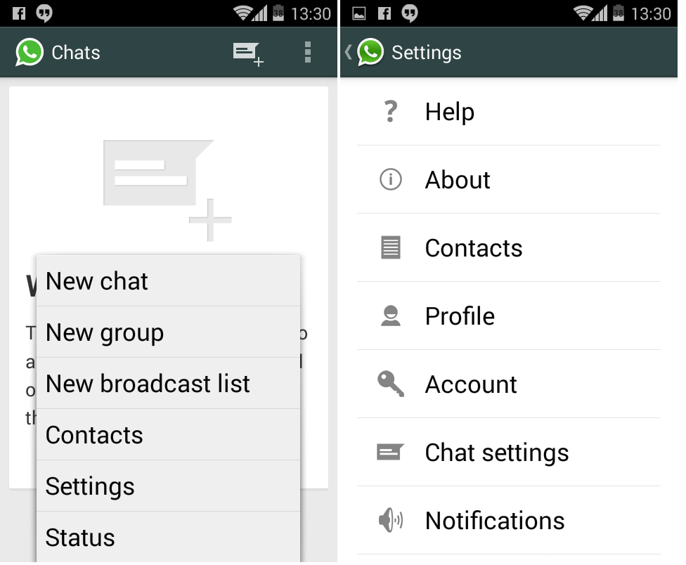 change number on whatsapp