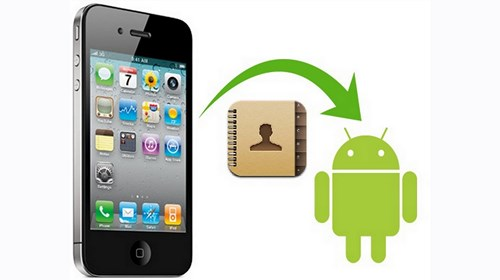 contact iphone to android