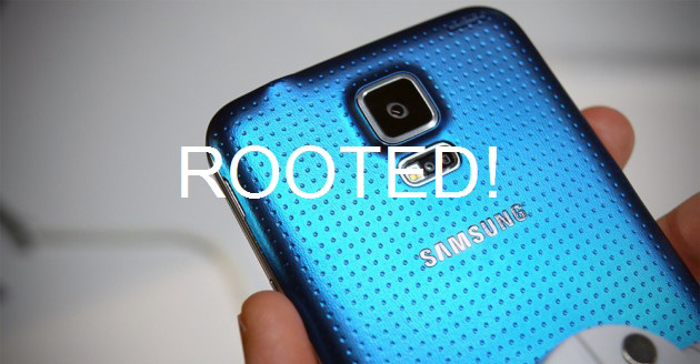 galaxy-s5 root