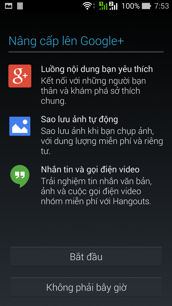 nang cap google plus