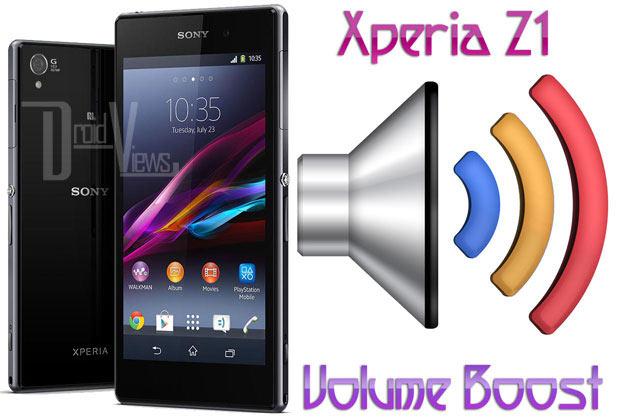 xperia-z1-volume-boost