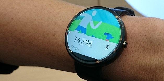 Moto 360 cuối cùng đã được cập nhật Android Wear