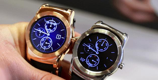 LG Watch Urbane sẽ là đồng hồ thông minh đầu tiên nhận Android Wear 5.1