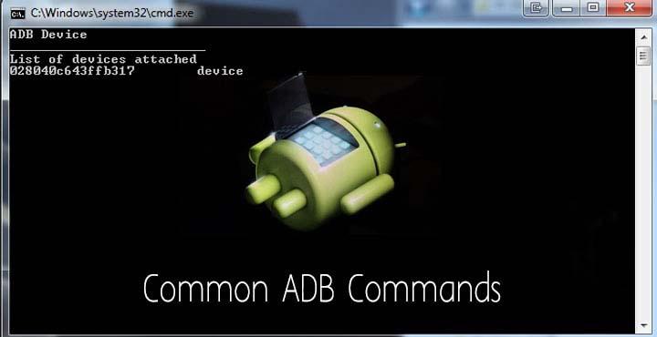 Common-adb-commands