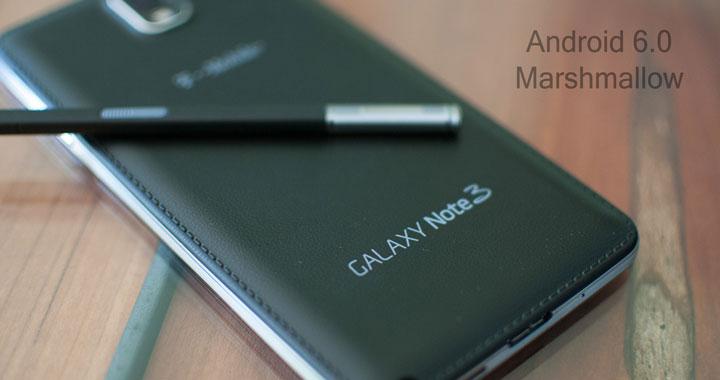 Cài đặt Port ROM Marshmallow S7 Edge cho Galaxy Note 3 SM-N9005