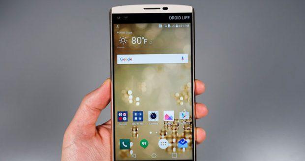 Hướng dẫn cài đặt Firmware Stock cho điện thoại LG V10