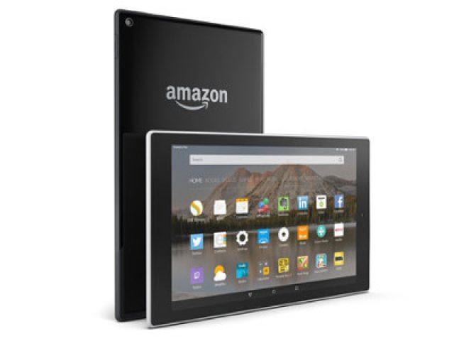 Hướng dẫn khôi phục Firmware Stock cho Amazon Fire 10 HD