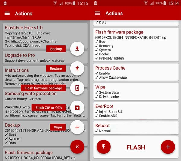 fireflash-app-android