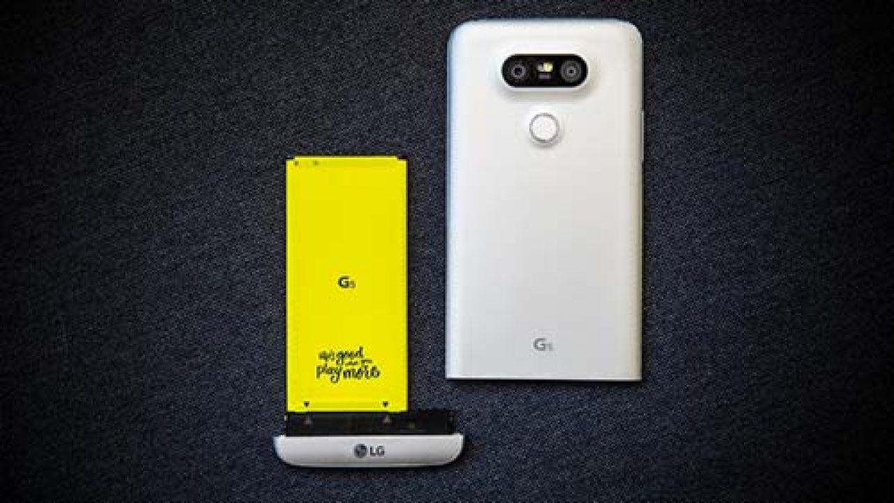 Các bước root và cài đặt TWRP cho điện thoại LG G5 (H850)